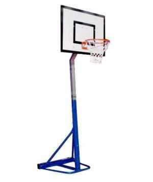 Panier de basket sur pied - Transportable écoplas