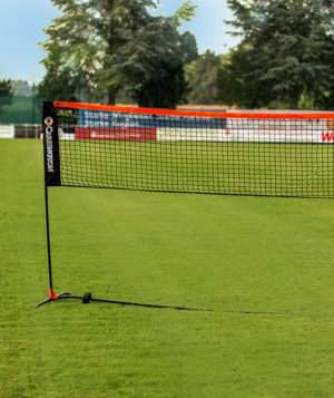 Filet de badminton loisir en kit - 3 mètres - Transportable écoplas