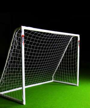 Cage de football POWERSHOT en PVC - Modèle professionnel écoplas
