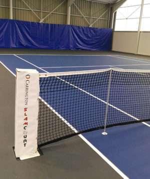 Filet de tennis compétition 3,5 mm - Mailles doubles écoplas